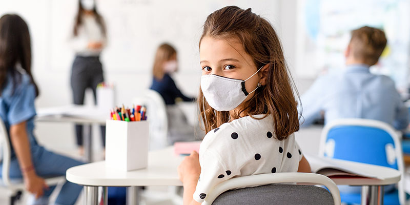 Back to School! Are You Ready? How Rapid Antigen Testing Can Provide Peace of Mind.